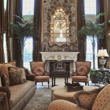 Traditional Interior Designers Nj